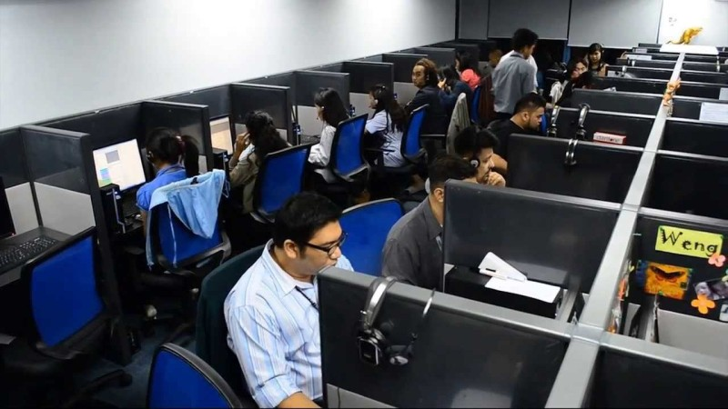 Coaching in the call center industry